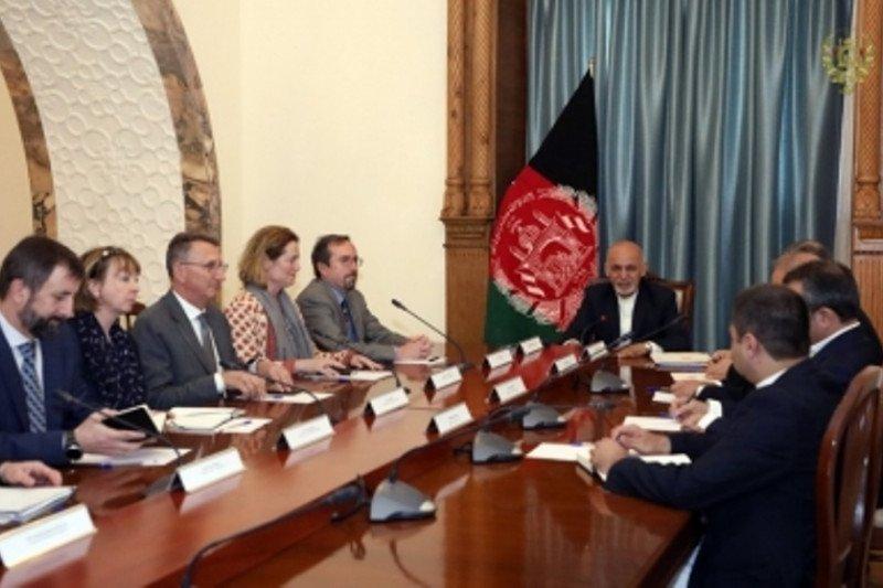 Kesepakatan damai AS dan Taliban ambruk, Afghanistan lihat masih ada peluang