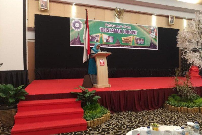 Keislaman Jokowi dibukukan, peluncuran di Padang
