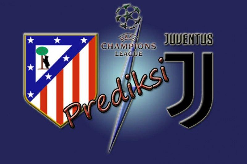 Prediksi Atletico Madrid vs Juventus di Liga Champions, Kamis dini hari