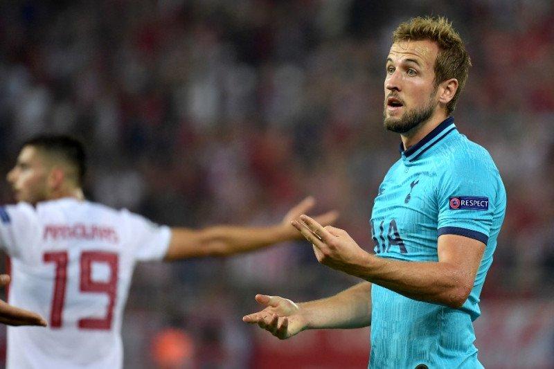 Kane kecewa  imbang di markas Olympiacos