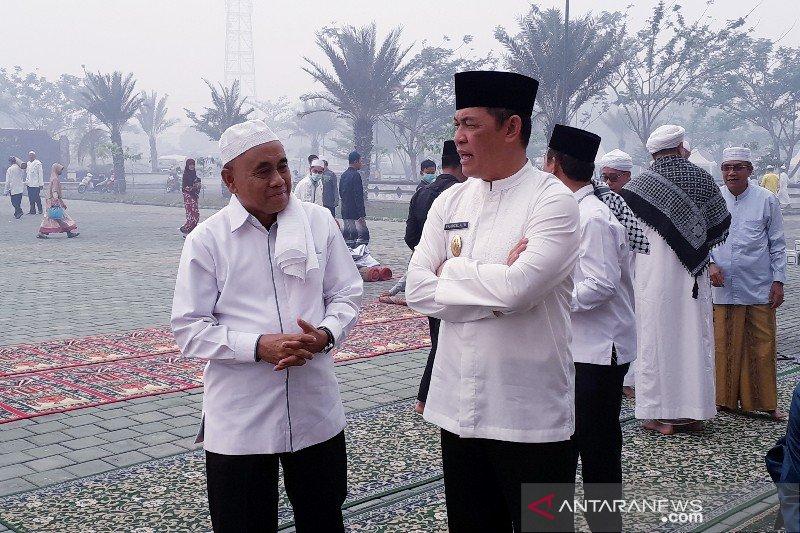 Ini tanggapan Pemprov Kalteng terkait bantuan satgas karhutla dari Jakarta