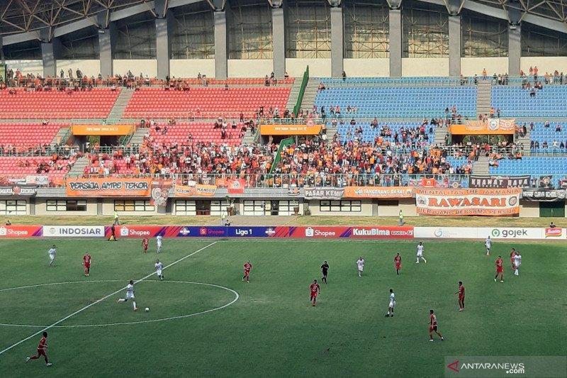 Liga 1 -- Bali United tundukkan tuan rumah Persija 1-0