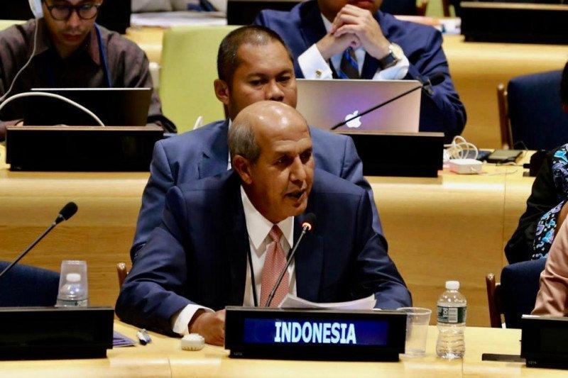 Ini jawaban Indonesia atas politisasi isu Papua oleh Vanuatu di Dewan HAM