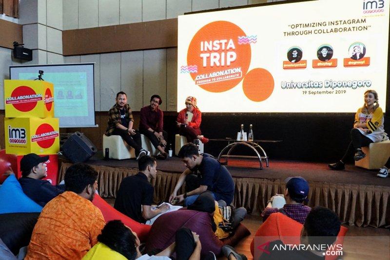 Milenial Semarang diajak ciptakan konten digital positif