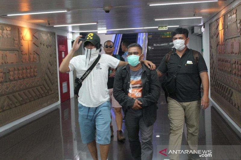 Polisi tangkap sindikat internasional narkoba manfaatkan karhutla