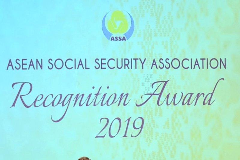 BPJS Ketenagakerjaan  raih apresiasi Innovation Recognition Award ASSA