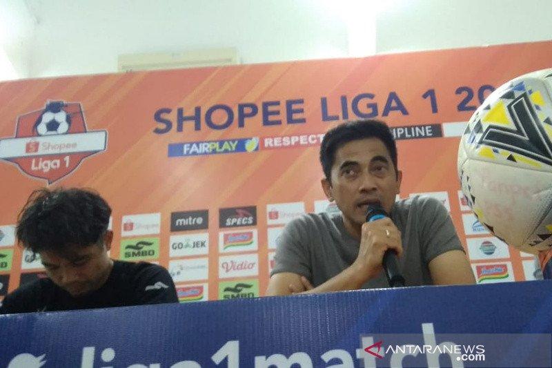 Pelatih PSS: tahan imbang Persipura 1-1 tak sesuai harapan