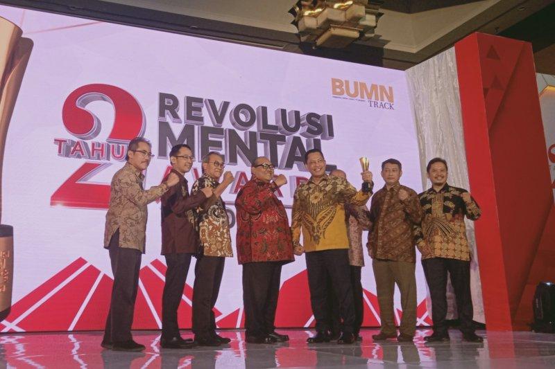 Budi Waseso meraih CEO Terbaik Revolusi Mental Award 2019