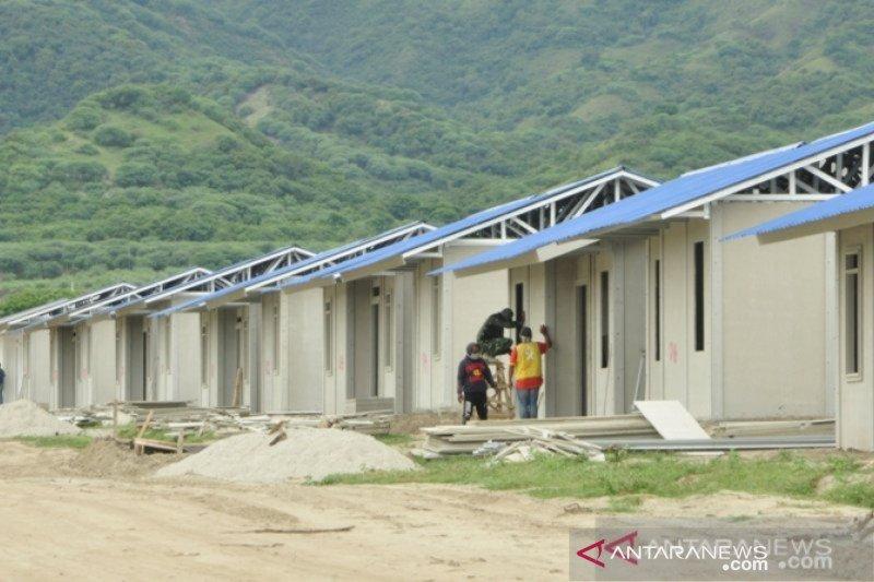 Setahun bencana Sulteng: 58.391 jiwa korban terdampak butuh hunian tetap
