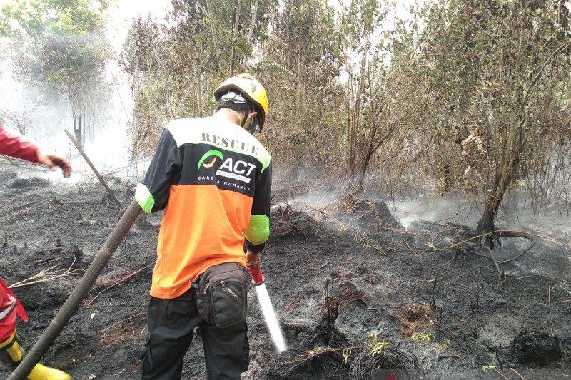 ACT: kabut asap di Sumatera dan Kalimantan sangat berbahaya
