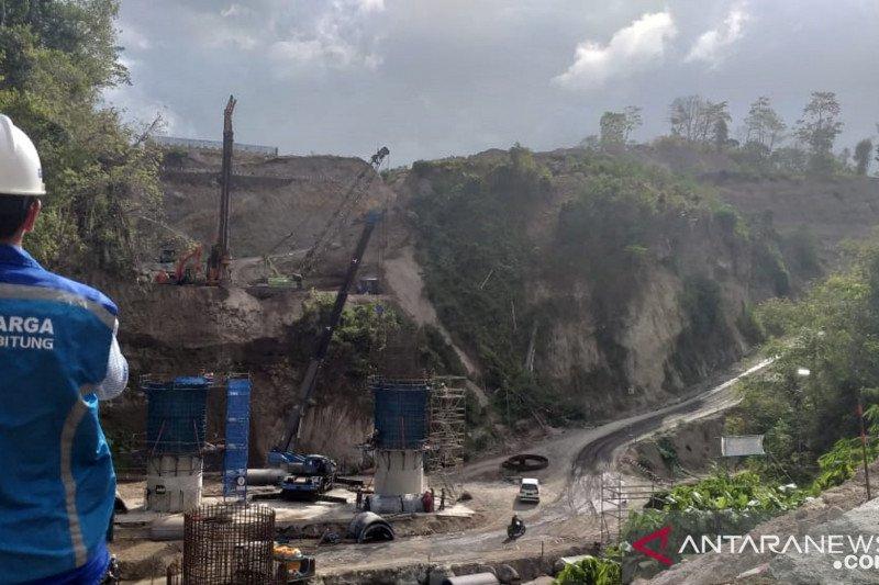 Pembebasan lahan tol Manado-Bitung Sulut ditargetkan tuntas  tahun ini