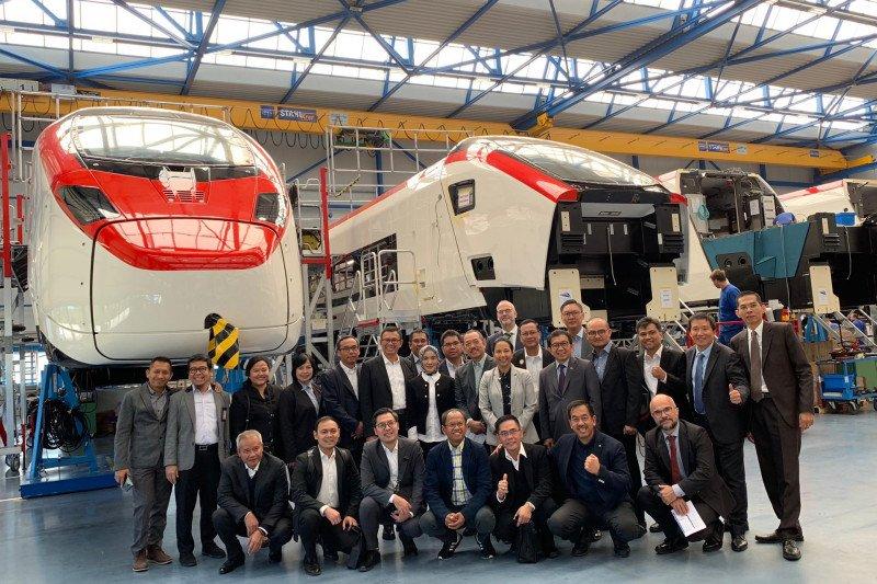 Swiss akan produksi kereta api di Banyuwangi Jawa Timur