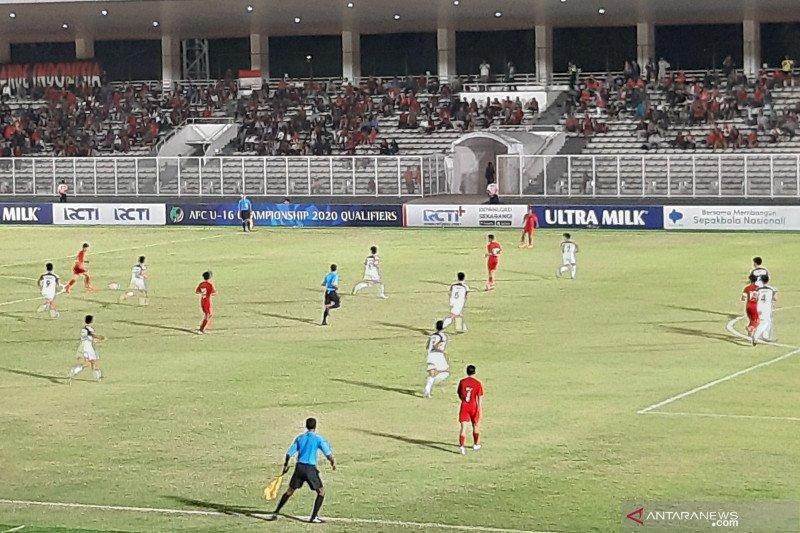 Timnas U-16 Indonesia gunduli Brunei delapan gol tanpa balas