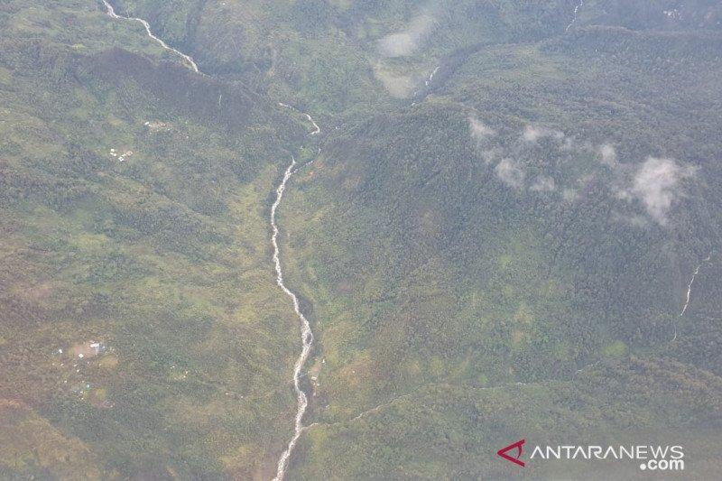 Tim SAR terkendaka kabut asap cari pesawat hilang di Papua