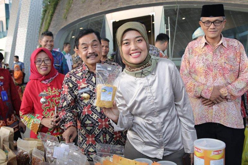 UMKM Lampung tampilkan produk pada Ekspo Kedaulatan Pangan