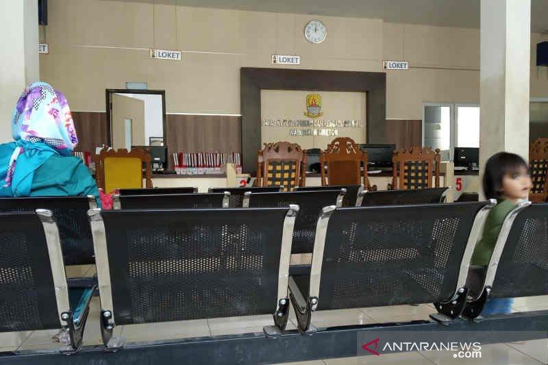 Cirebon dapat jatah 500 keping blangko KTP elektronik per bulan