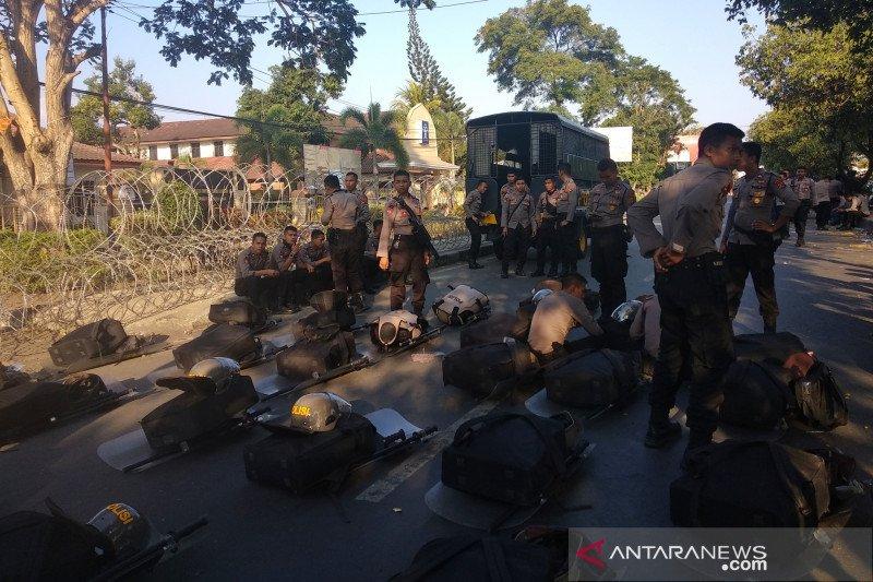 Kakanwil Kemenkumham NTB ke Jakarta bawa pesan tuntutan NW