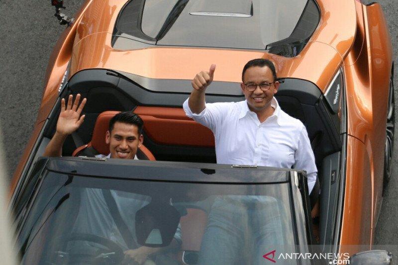 Virus corona paksa panpel meninjau ulang Formula E di Jakarta