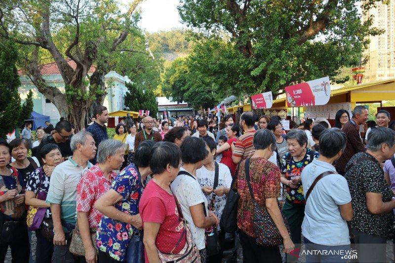 Indonesia pertama kali pamerkan kuliner-budaya Nusantara di Makau