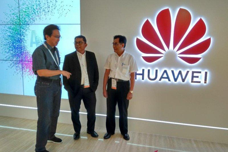 Perguruan tinggi Indonesia berharap kerja sama riset Huawei