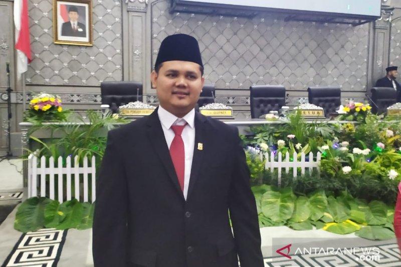 Ganjar Ramadhan Ketua DPRD Cianjur yang baru