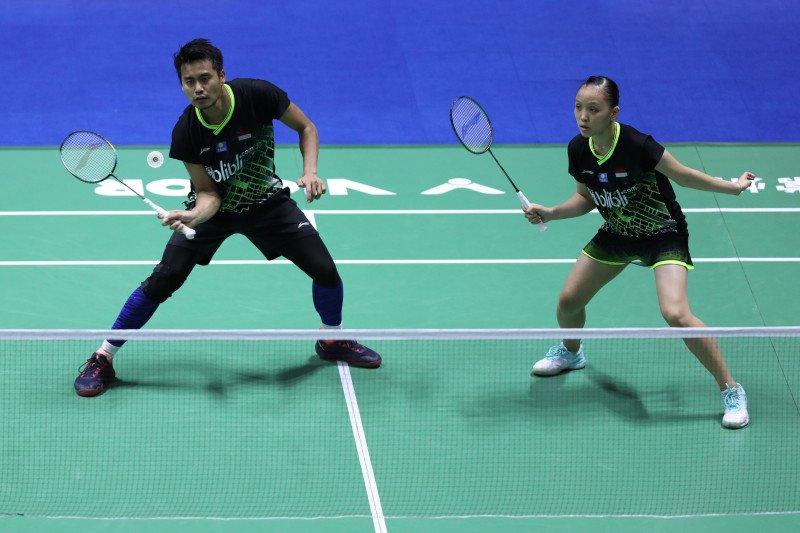 4 wakil Indonesia tembus ke semifinal China Open