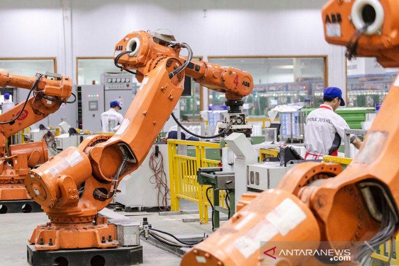 ABB tawarkan solusi pabrik robotik sambut revolusi teknologi