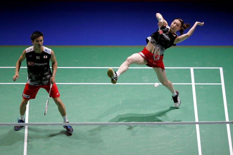 China pastikan gelar ganda campuran di China Open 2019