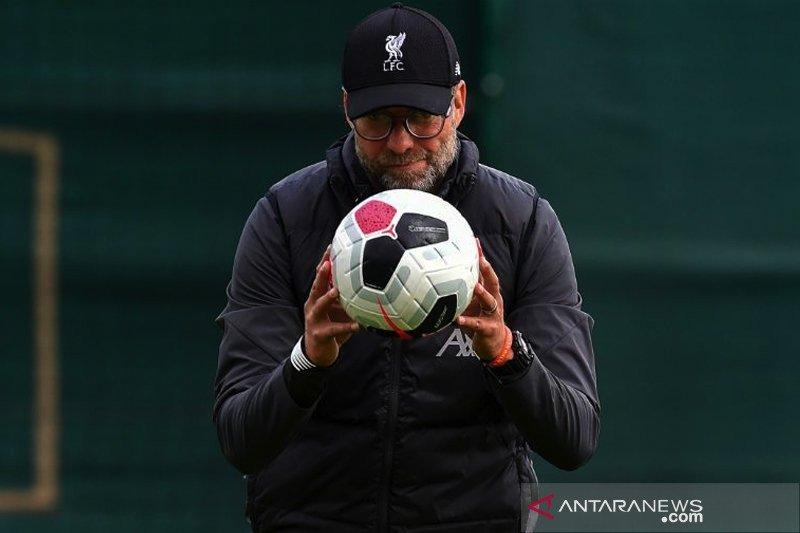 Juergen Klopp: Liverpool buntu pada babak kedua