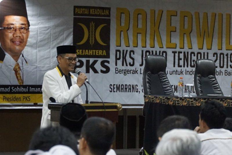 PKS Jateng targetkan minimal menangi dua pilkada 2020