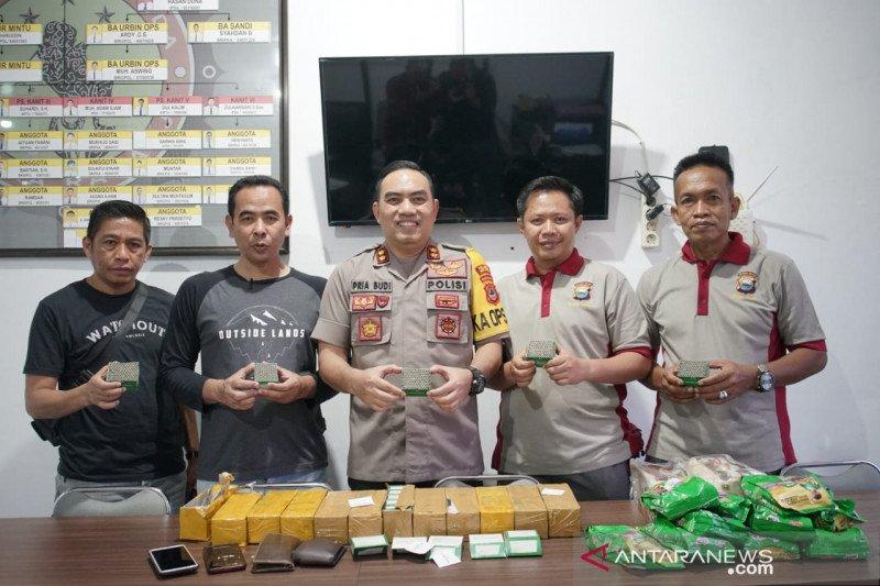 Penyelundupan 6.000 detonator diselidiki polisi