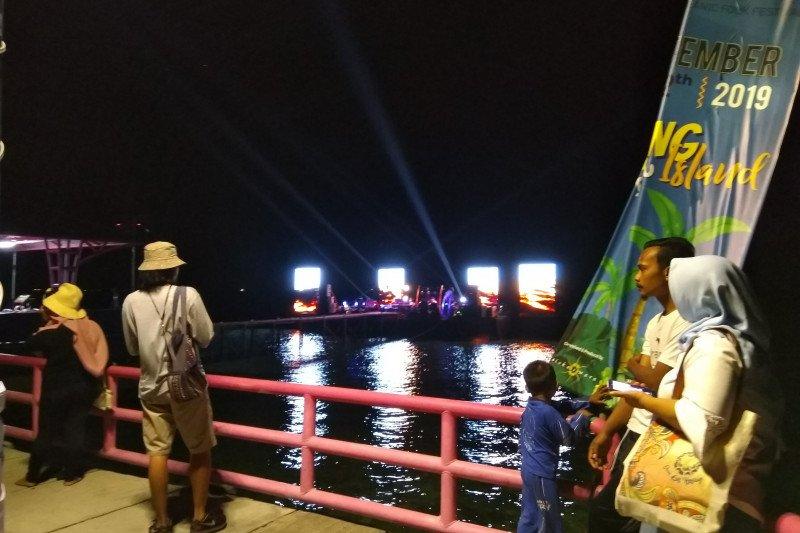 Kenalkan Kepulauan Seribu ke mancanegara melalui pertunjukan musik