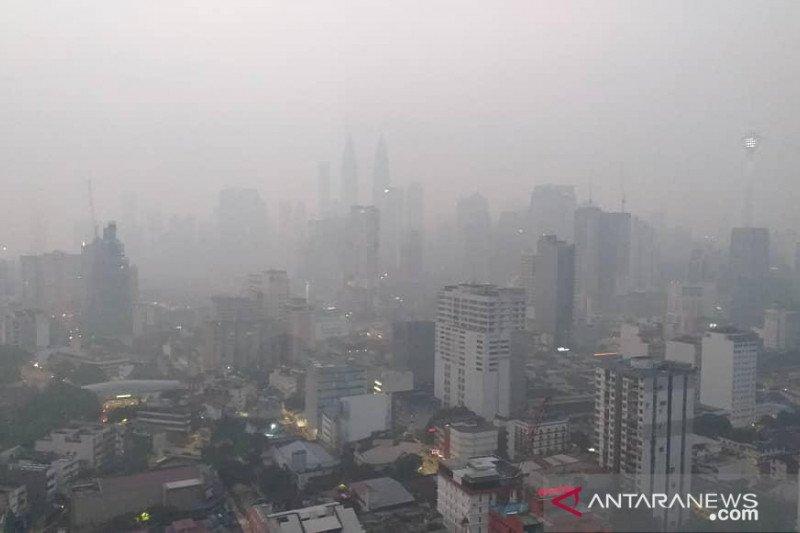Kualitas udara di Malaysia diprediksi semakin membaik