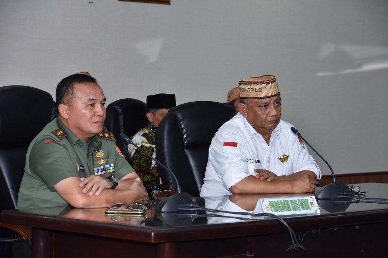 TNI segera realisasikan Secaba di Gorontalo