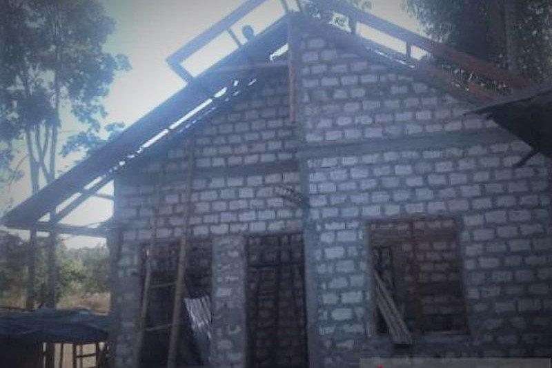 20 unit rumah layak huni untuk Desa Anajiaka
