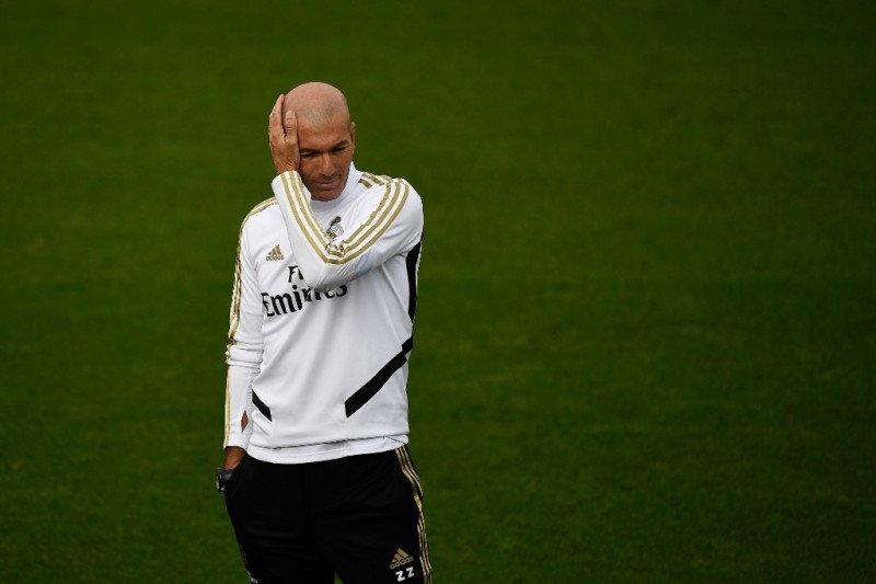 Zidane pergi jika Madrid tidak lagi mendukungnya