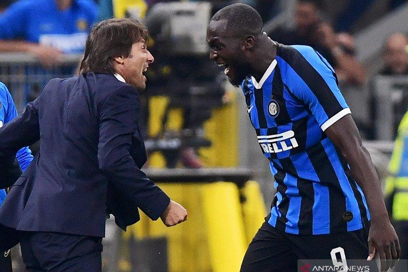 Inter depak Juve dari  puncak klasemen setelah bungkam Milan