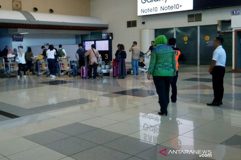 Kabut asap tunda 18 jadwal penerbangan di Palembang