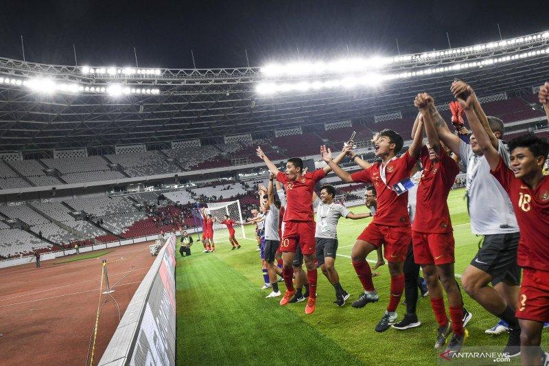 Pelatih China berdecak kagum atas suporter Indonesia