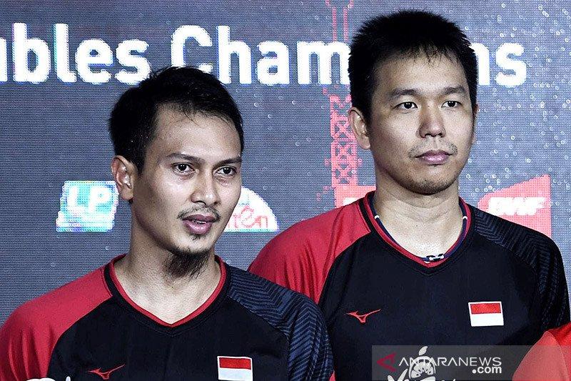 Bulutangkis, Indonesia pastikan bawa satu gelar juara Denmark Open 2019
