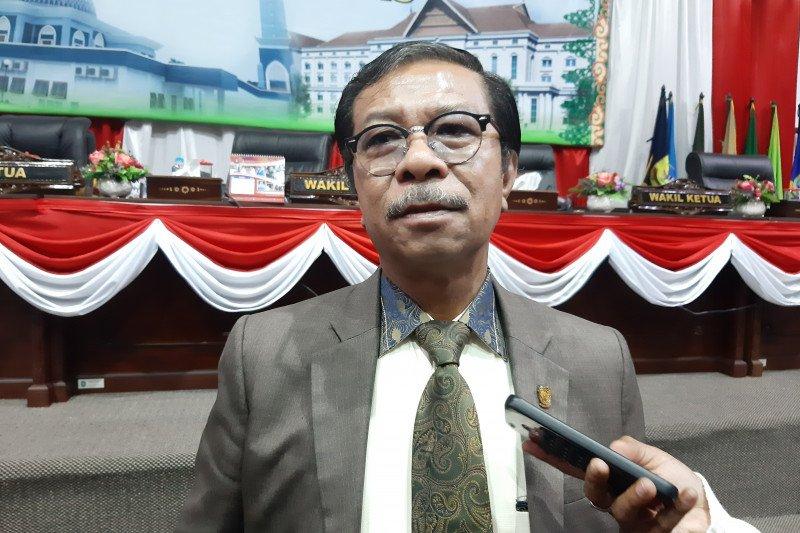 Pengumuman unsur pimpinan DPRD Kepri