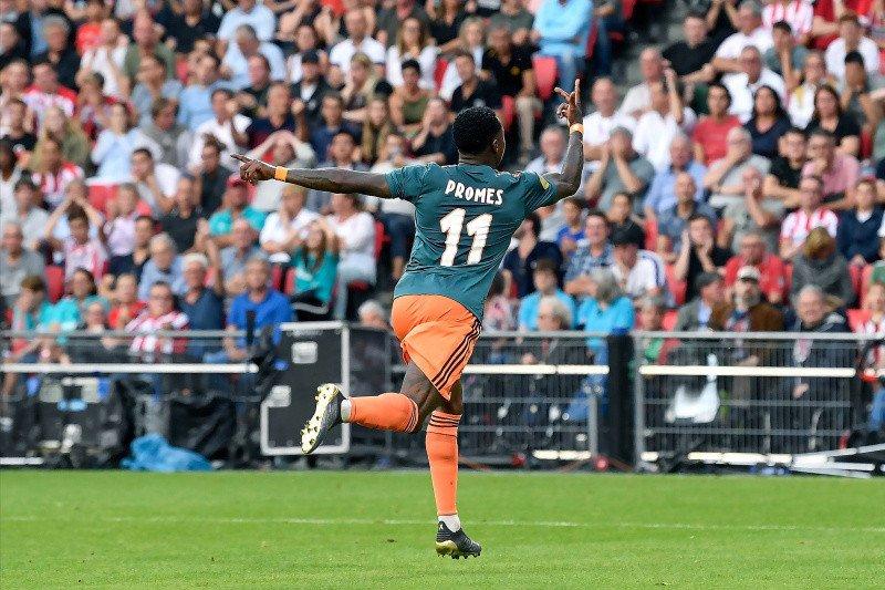 Ajax vs PSV 1-1