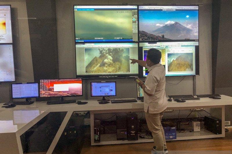 BPPTKG: suplai magma Gunung Merapi masih aktif
