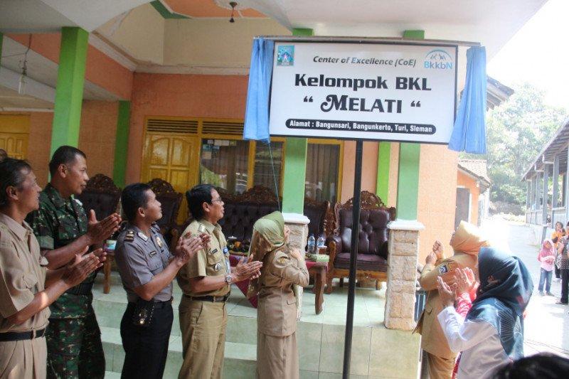 BKL Melati Bangunkerto menjadi rujukan program pendampingan lansia