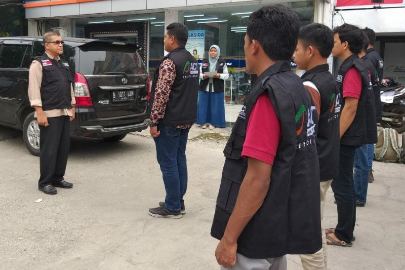 ACT Aceh - MRI kirim relawan atasi bencana asap di Riau