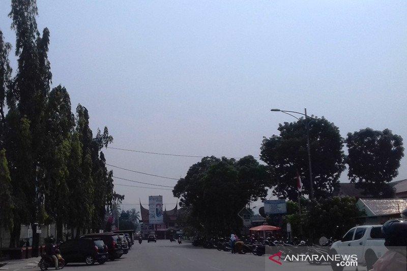 Pemkot Solok perpanjang waktu libur siswa akibat kabut asap
