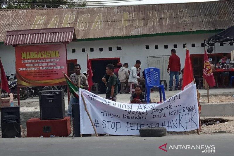 Revisi UU KPK tetap ditolak PMKRI