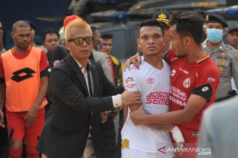 PSM kalah di kandang Semen Padang