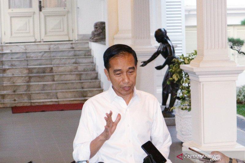 Jokowi minta masyarakat Papua hindari anarkisme