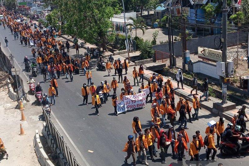 Demo Mahasiswa UNM